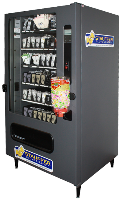 Safety Equipment Supplies, Industrial Vending Machines